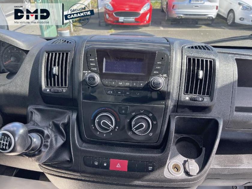 Peugeot Boxer Benne 335 L2 2.0 Bluehdi 130 S&s Pro Sr - Visuel #6