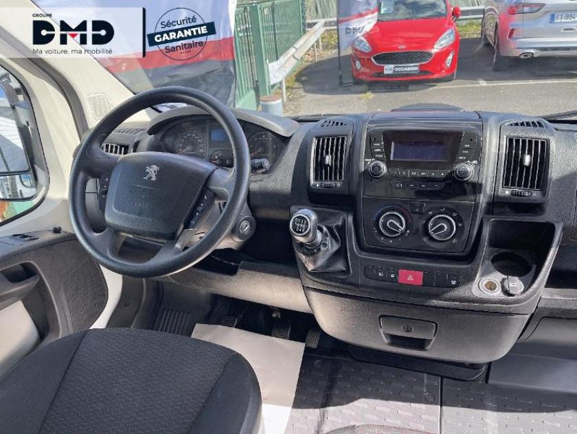 Peugeot Boxer Benne 335 L2 2.0 Bluehdi 130 S&s Pro Sr - Visuel #5