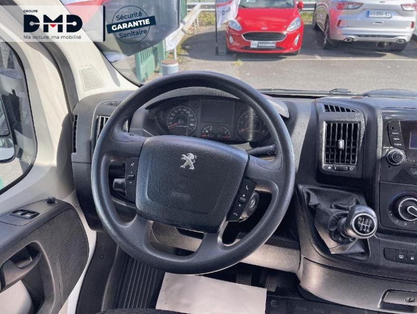 Peugeot Boxer Benne 335 L2 2.0 Bluehdi 130 S&s Pro Sr - Visuel #7