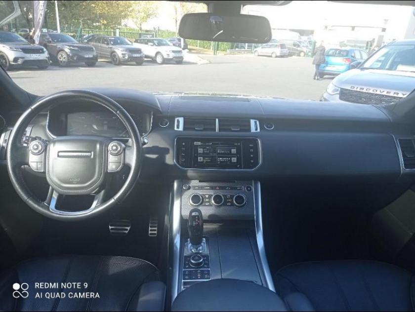 Land Rover Range Rover Sport 5.0 V8 Supercharged 510 Autobiography Dynamic Mark Iv - Visuel #14