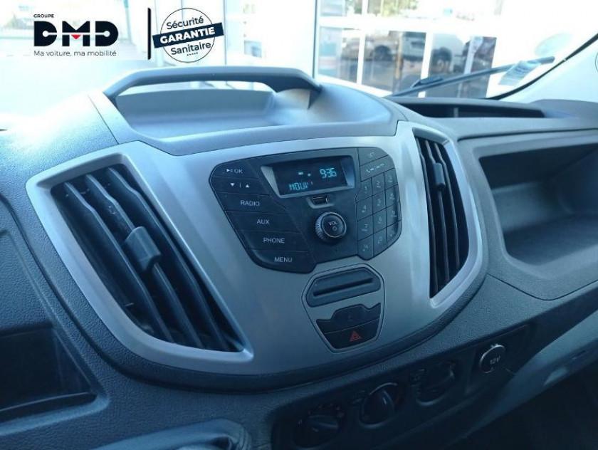 Ford Transit 2t Fg T350 L3h2 2.0 Tdci 130ch Trend Business - Visuel #6