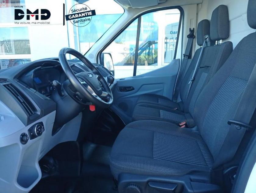 Ford Transit 2t Fg T350 L3h2 2.0 Tdci 130ch Trend Business - Visuel #9