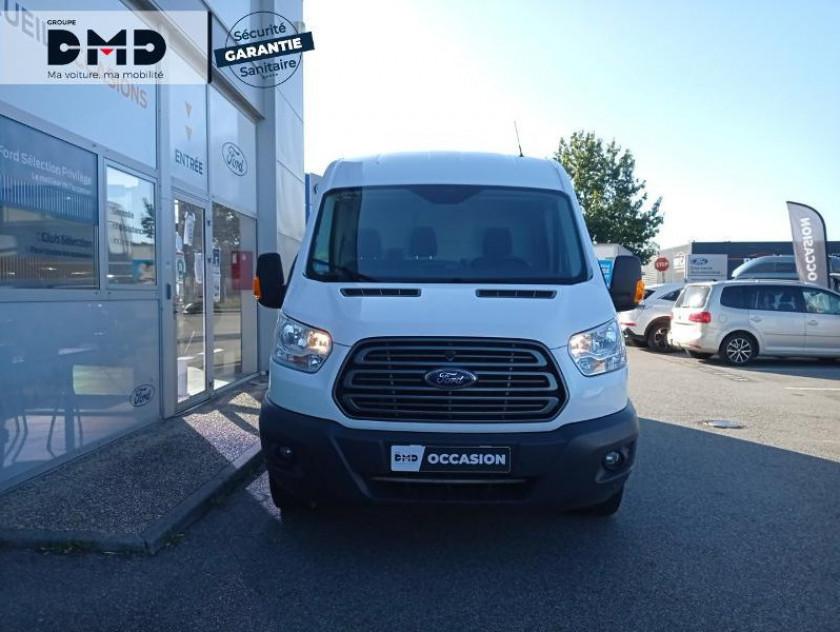 Ford Transit 2t Fg T350 L3h2 2.0 Tdci 130ch Trend Business - Visuel #4