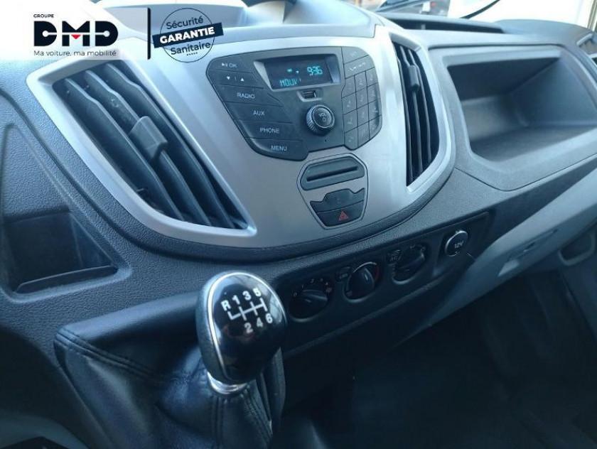 Ford Transit 2t Fg T350 L3h2 2.0 Tdci 130ch Trend Business - Visuel #8