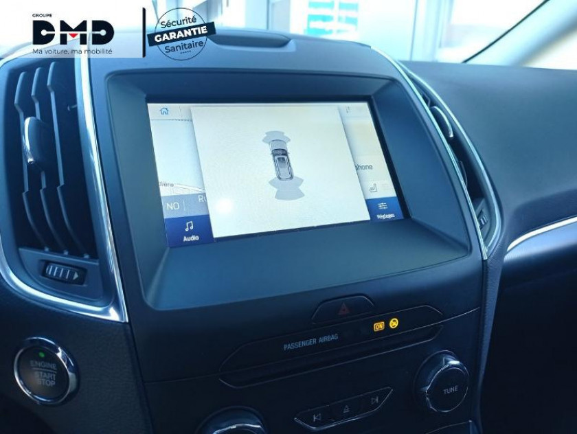 Ford Galaxy 2.0 Ecoblue 150ch Titanium - Visuel #15