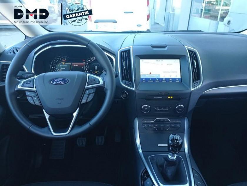 Ford Galaxy 2.0 Ecoblue 150ch Titanium - Visuel #5
