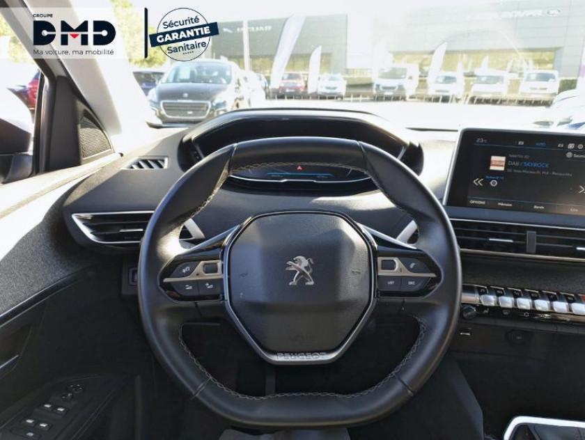 Peugeot 3008 1.5 Bluehdi 130ch E6.c Allure S&s - Visuel #7