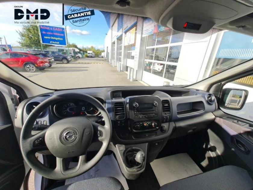 Opel Vivaro Fg F2900 L2h2 1.6 Cdti Biturbo 120 Ecoflex Start/stop Pack Clim - Visuel #5
