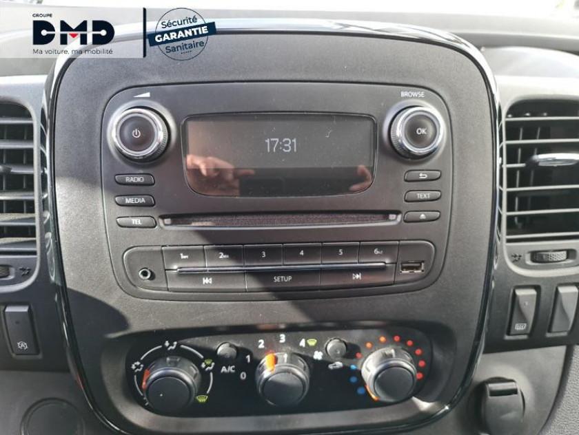 Opel Vivaro Fg F2900 L2h2 1.6 Cdti Biturbo 120 Ecoflex Start/stop Pack Clim - Visuel #6