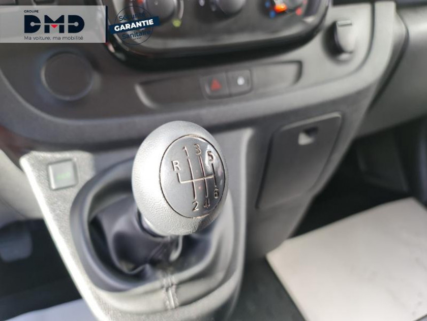 Opel Vivaro Fg F2900 L2h2 1.6 Cdti Biturbo 120 Ecoflex Start/stop Pack Clim - Visuel #8