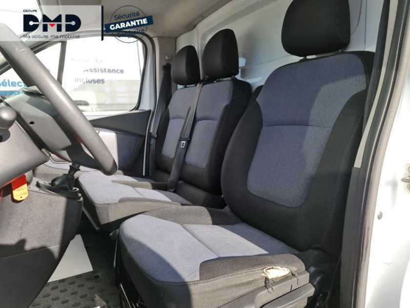 Opel Vivaro Fg F2900 L2h2 1.6 Cdti Biturbo 120 Ecoflex Start/stop Pack Clim - Visuel #9