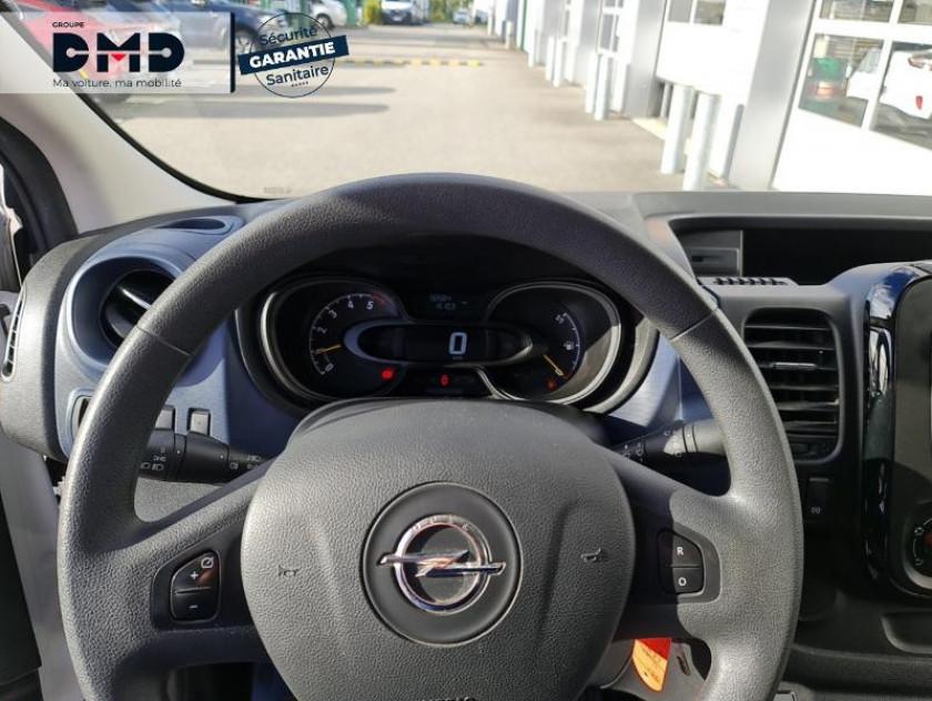 Opel Vivaro Fg F2900 L2h2 1.6 Cdti Biturbo 120 Ecoflex Start/stop Pack Clim - Visuel #7