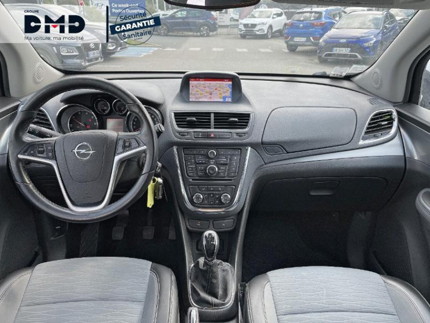 Opel Mokka 1.6 Cdti 136ch Business Connect Ecoflex Start&stop 4x2 - Visuel #5