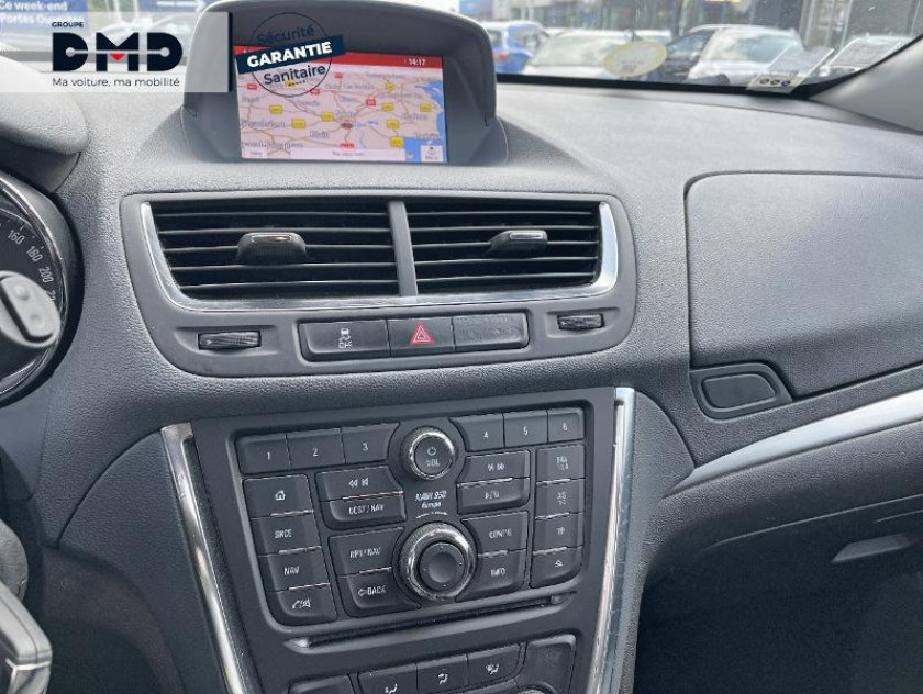 Opel Mokka 1.6 Cdti 136ch Business Connect Ecoflex Start&stop 4x2 - Visuel #6