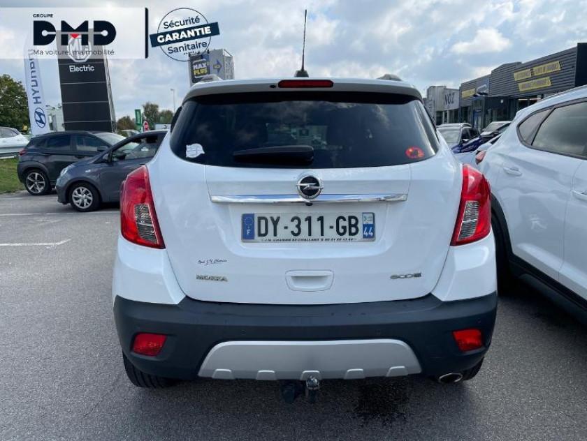 Opel Mokka 1.6 Cdti 136ch Business Connect Ecoflex Start&stop 4x2 - Visuel #11