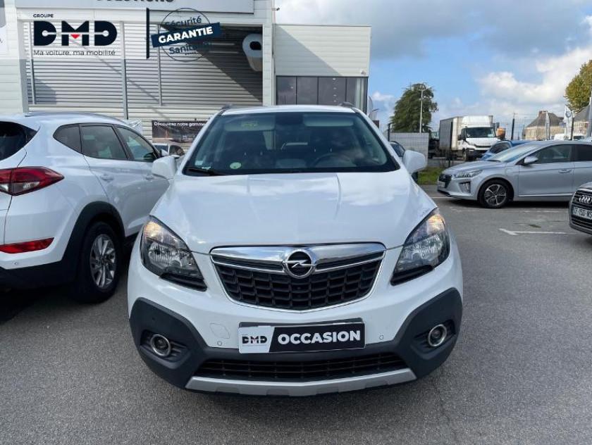 Opel Mokka 1.6 Cdti 136ch Business Connect Ecoflex Start&stop 4x2 - Visuel #4