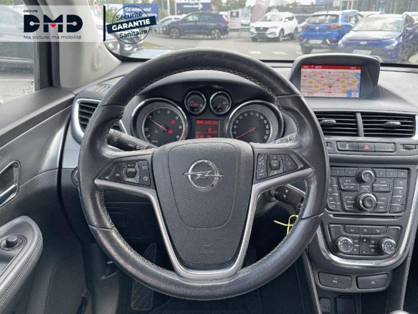 Opel Mokka 1.6 Cdti 136ch Business Connect Ecoflex Start&stop 4x2 - Visuel #7
