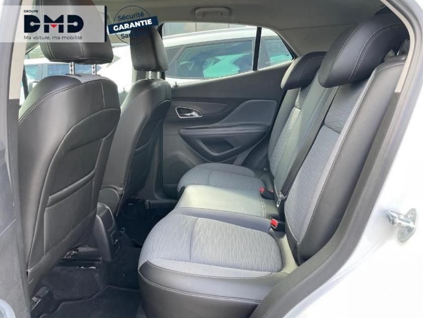 Opel Mokka 1.6 Cdti 136ch Business Connect Ecoflex Start&stop 4x2 - Visuel #10