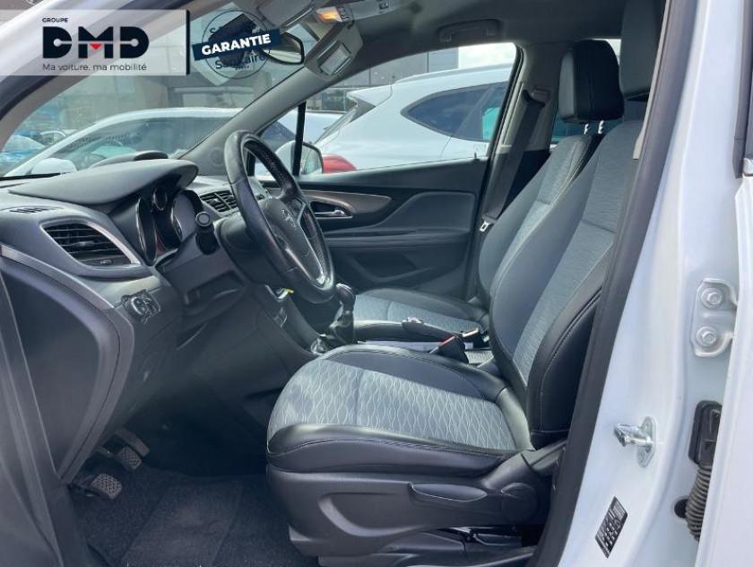 Opel Mokka 1.6 Cdti 136ch Business Connect Ecoflex Start&stop 4x2 - Visuel #9