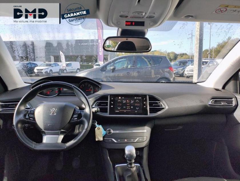 Peugeot 308 1.2 Puretech 130ch E6.c S&s Tech Edition 108g - Visuel #5
