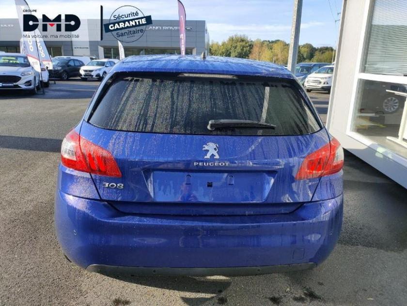Peugeot 308 1.2 Puretech 130ch E6.c S&s Tech Edition 108g - Visuel #11