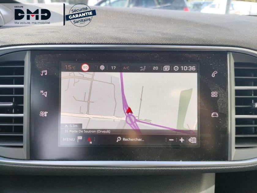 Peugeot 308 1.2 Puretech 130ch E6.c S&s Tech Edition 108g - Visuel #6