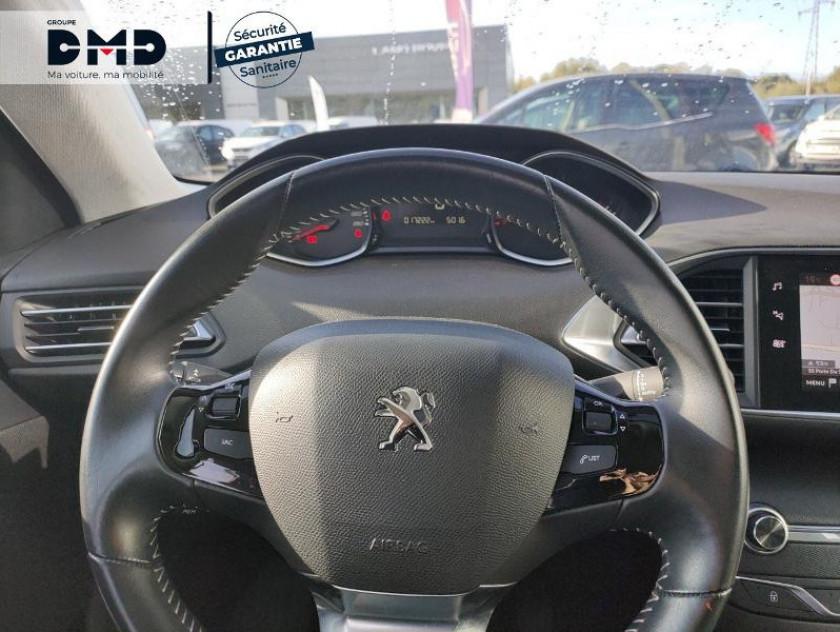 Peugeot 308 1.2 Puretech 130ch E6.c S&s Tech Edition 108g - Visuel #7