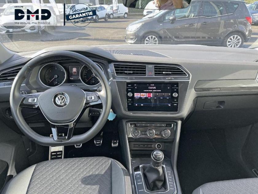 Volkswagen Tiguan 2.0 Tdi 150ch Confortline Euro6d-t - Visuel #5