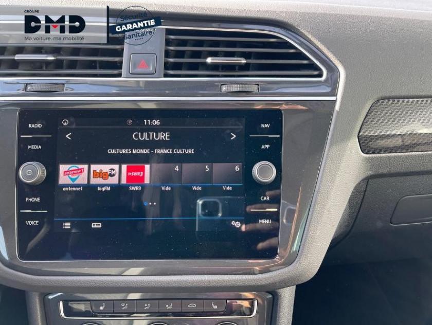 Volkswagen Tiguan 2.0 Tdi 150ch Confortline Euro6d-t - Visuel #6