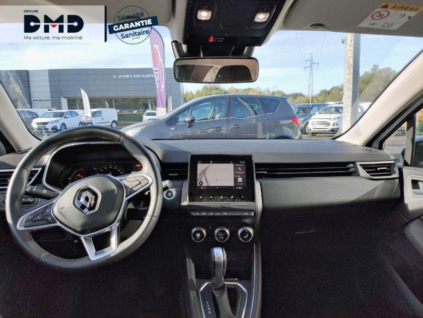 Renault Clio 1.3 Tce 130ch Fap Intens Edc - Visuel #5