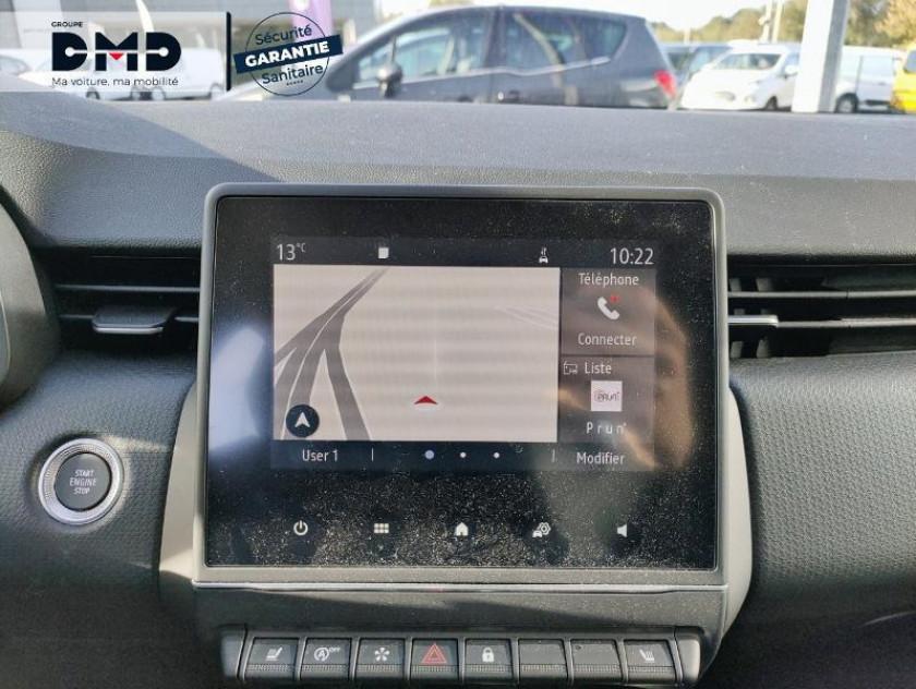 Renault Clio 1.3 Tce 130ch Fap Intens Edc - Visuel #6