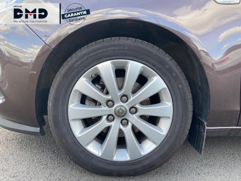 Opel Zafira Tourer 1.6 Cdti 136ch Ecoflex Cosmo Pack Start/stop 7 Places - Visuel #13