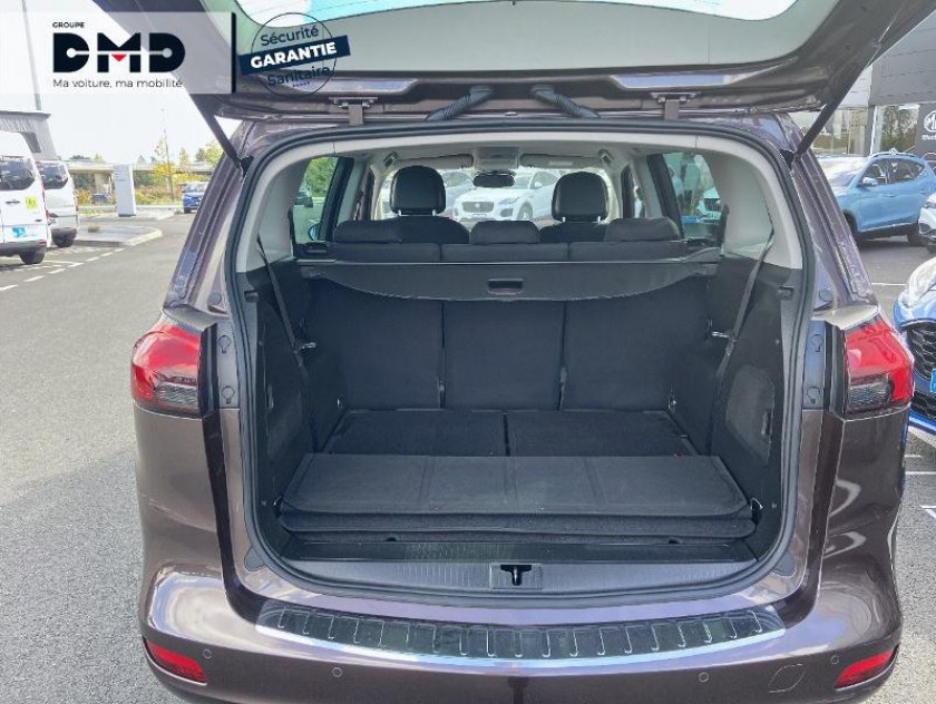 Opel Zafira Tourer 1.6 Cdti 136ch Ecoflex Cosmo Pack Start/stop 7 Places - Visuel #12