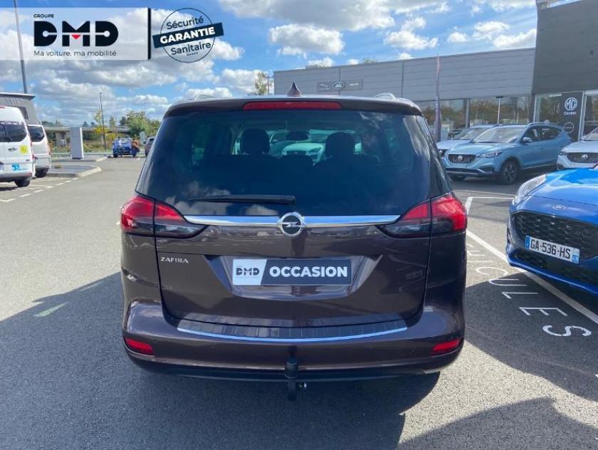 Opel Zafira Tourer 1.6 Cdti 136ch Ecoflex Cosmo Pack Start/stop 7 Places - Visuel #11