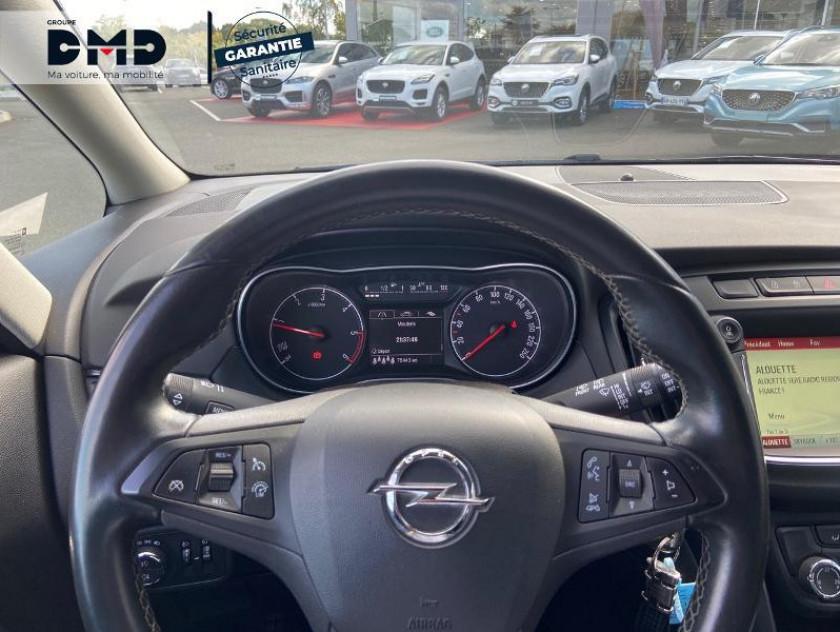 Opel Zafira Tourer 1.6 Cdti 136ch Ecoflex Cosmo Pack Start/stop 7 Places - Visuel #7