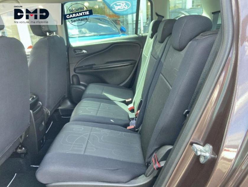 Opel Zafira Tourer 1.6 Cdti 136ch Ecoflex Cosmo Pack Start/stop 7 Places - Visuel #10