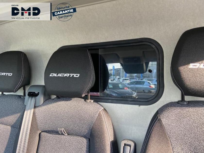 Fiat Ducato Fg Maxi 3.5 Maxi Lh2 2.3 Multijet 140ch Pack Pro Nav E6d - Visuel #14