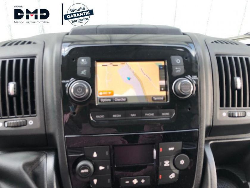 Fiat Ducato Fg Maxi 3.5 Maxi Lh2 2.3 Multijet 140ch Pro Lounge - Visuel #6