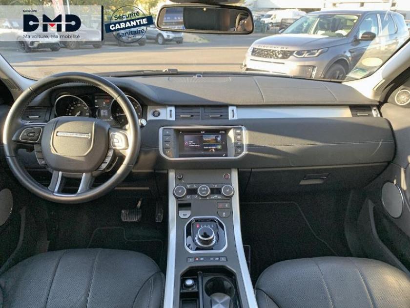 Land Rover Evoque 2.0 Td4 180 Se Dynamic 4x4 Bva Mark Vi - Visuel #5