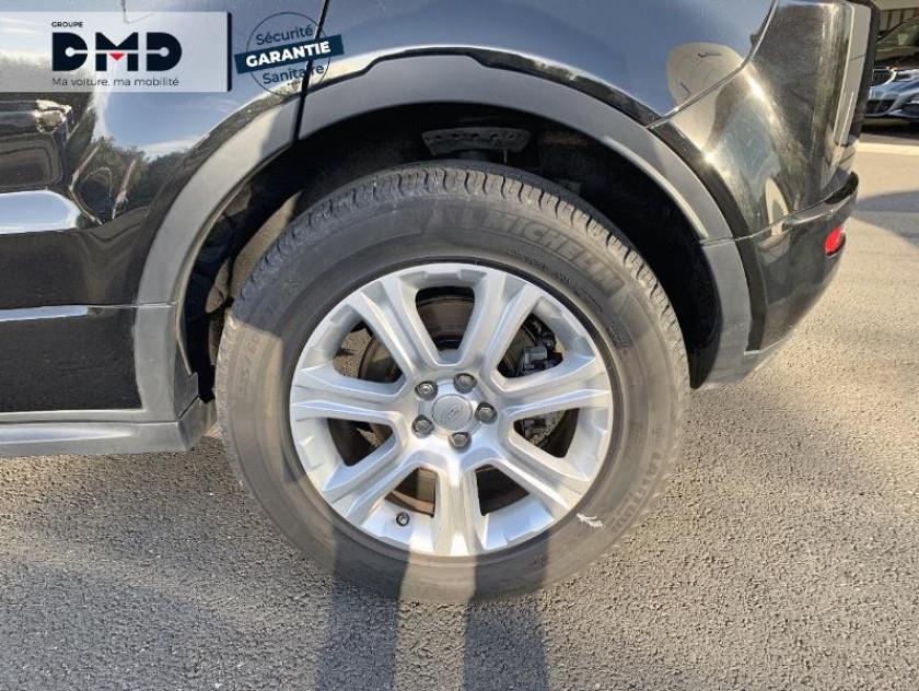 Land Rover Evoque 2.0 Td4 180 Se Dynamic 4x4 Bva Mark Vi - Visuel #13