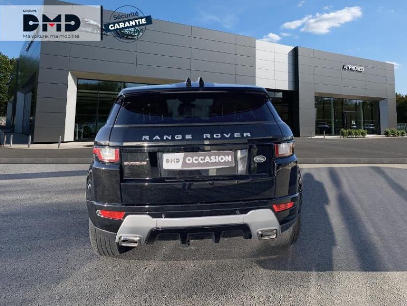 Land Rover Evoque 2.0 Td4 180 Se Dynamic 4x4 Bva Mark Vi - Visuel #11