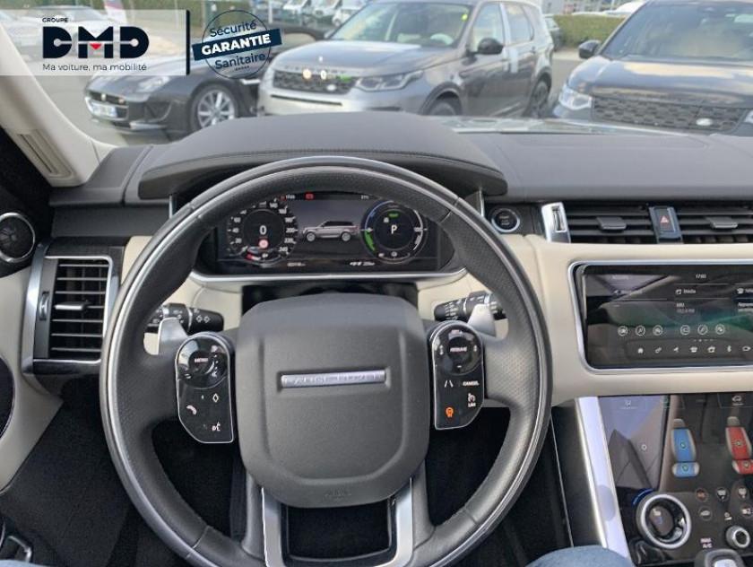 Land Rover Range Rover Sport 2.0 P400e 404ch Hse Dynamic Mark Viii - Visuel #7