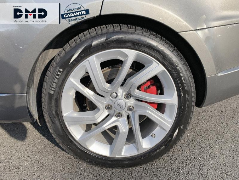 Land Rover Range Rover Sport 2.0 P400e 404ch Hse Dynamic Mark Viii - Visuel #13