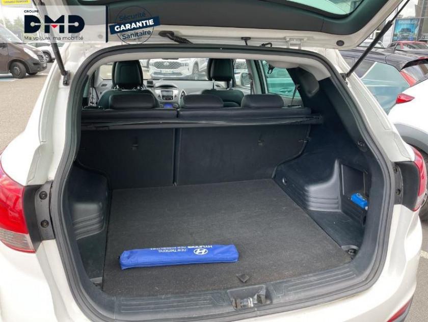 Hyundai Ix35 2.0 Crdi136 Pack Edition 4wd - Visuel #12