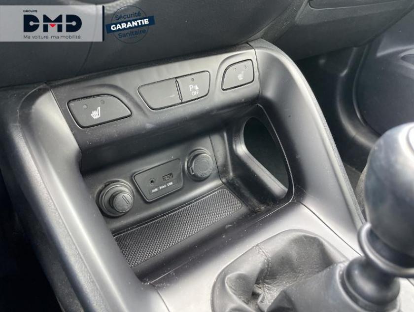 Hyundai Ix35 2.0 Crdi136 Pack Edition 4wd - Visuel #15