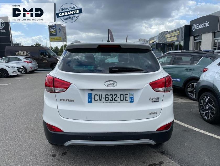Hyundai Ix35 2.0 Crdi136 Pack Edition 4wd - Visuel #11