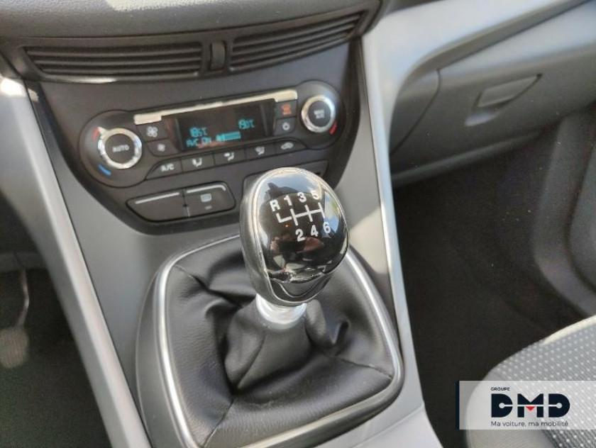 Ford C-max 1.6 Tdci 115ch Fap Business Nav - Visuel #8