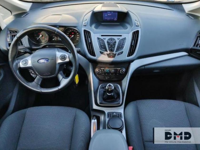 Ford C-max 1.6 Tdci 115ch Fap Business Nav - Visuel #5
