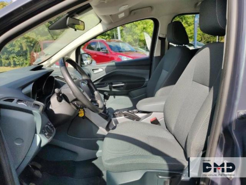 Ford C-max 1.6 Tdci 115ch Fap Business Nav - Visuel #15