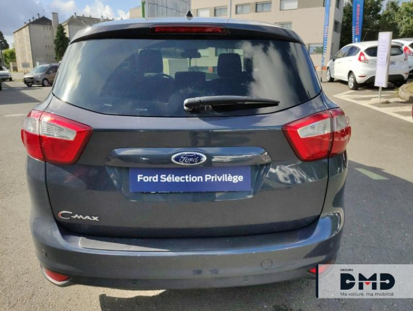 Ford C-max 1.6 Tdci 115ch Fap Business Nav - Visuel #11